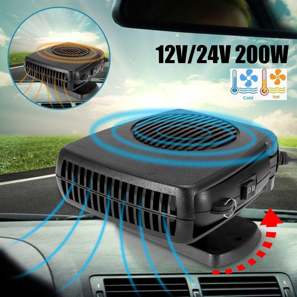 12 v/24 v 150-200 watt Luftkühler Fan Neue 10 Grip Auto Heizung Windschutz Demister Defroster auto Heizung Kühlung Fenster Fahren Protabl