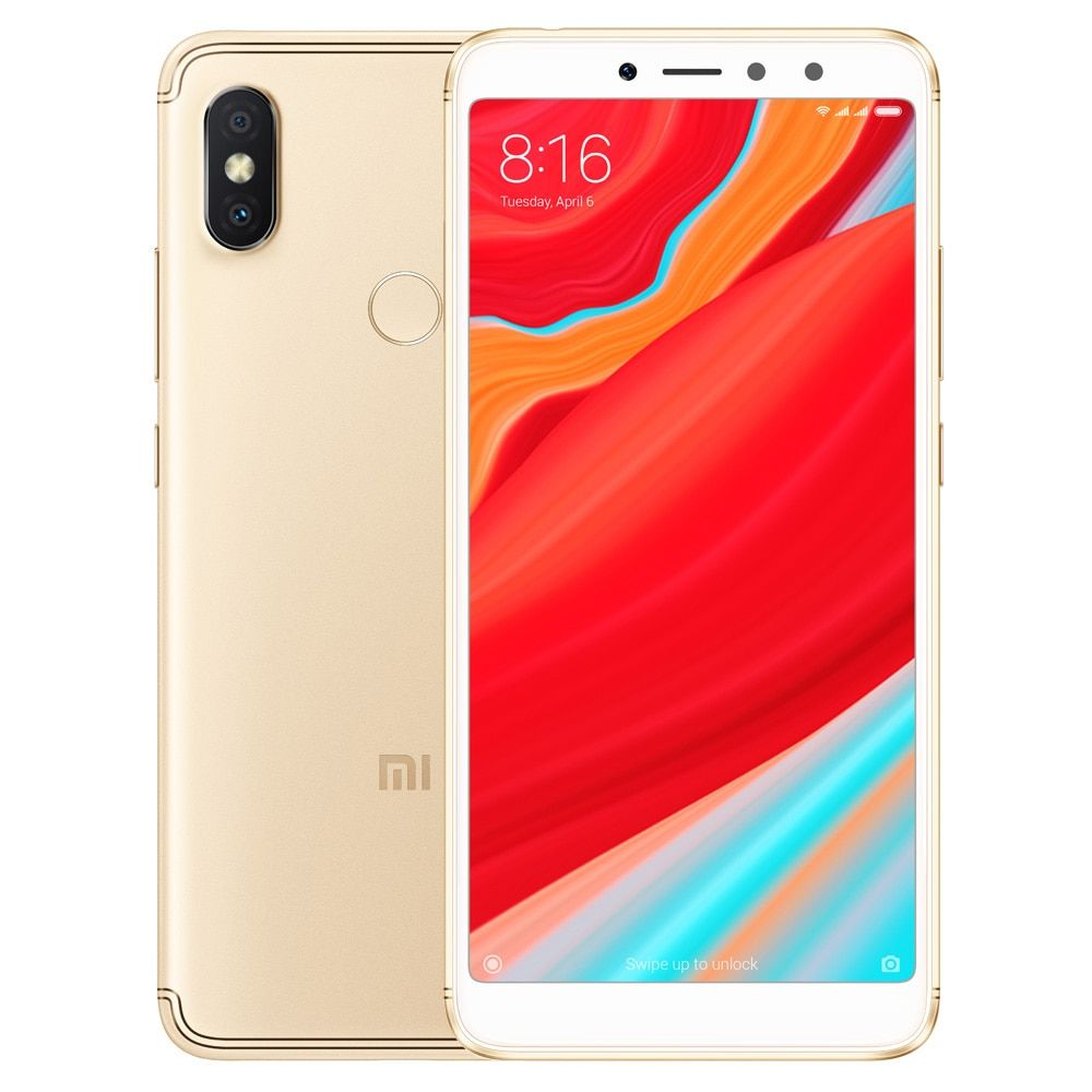 Xiaomi Redmi S2 3+32GB Global Version Mobile Phone Snapdragon 625 Octa Core 5.99