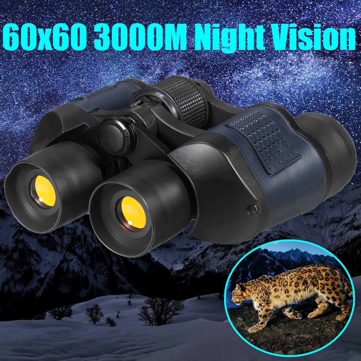 Nachtsicht 60x60 3000 mt High Definition Outdoor Jagd Fernglas Teleskop HD Wasserdicht Für Jagd Sport Okular