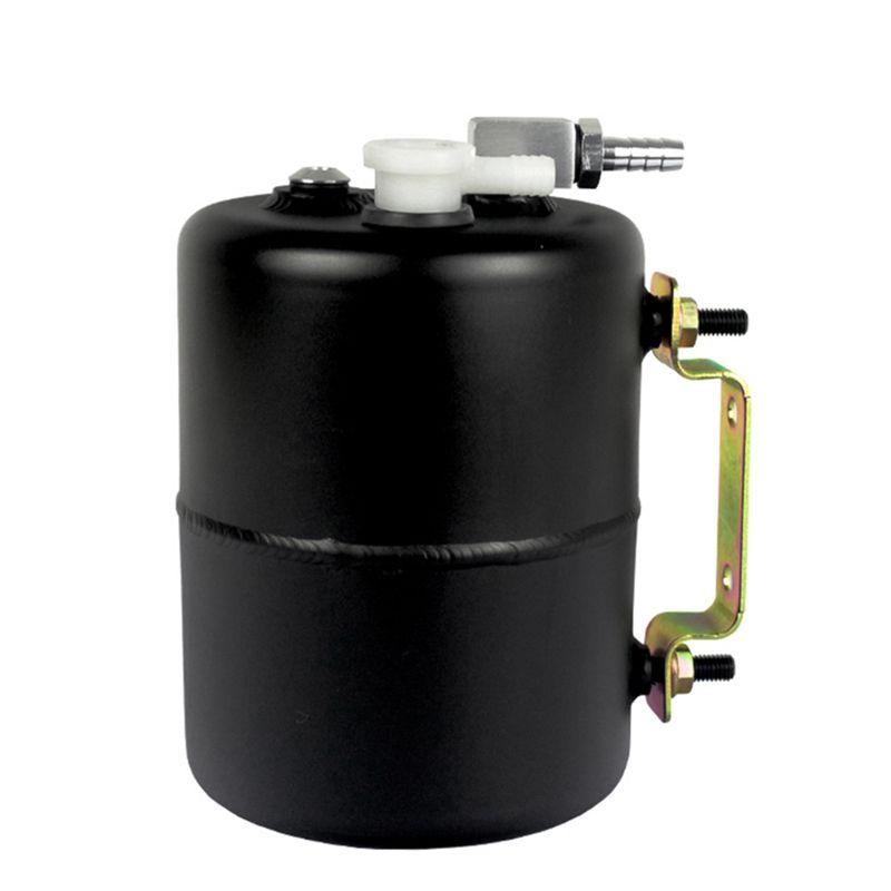 Bremse Vakuum Kanister Reservoir Tank Aluminium Legierung Vakuum Bremse Booster Kann Universal Für Chevy Mopar Für Drift Track