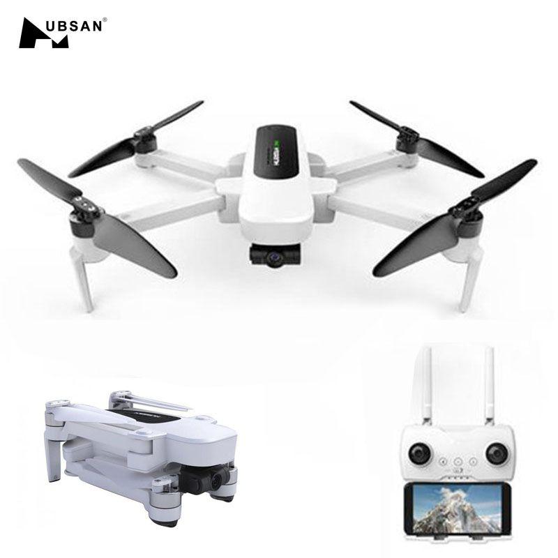 In Lager Hubsan H117S Zino GPS 5,8G 1 KM Faltbare Arm FPV mit 4 K UHD Kamera 3- achsen Gimbal RC Drone Quadcopter RTF FPV