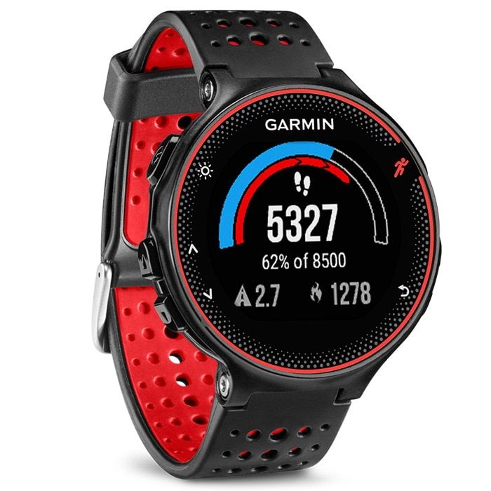 Original Garmin Forerunner 235 Running BT 4.0 Smart Watch With 5ATM Waterproof Match Forecast Sleeping Monitoring Pedometer