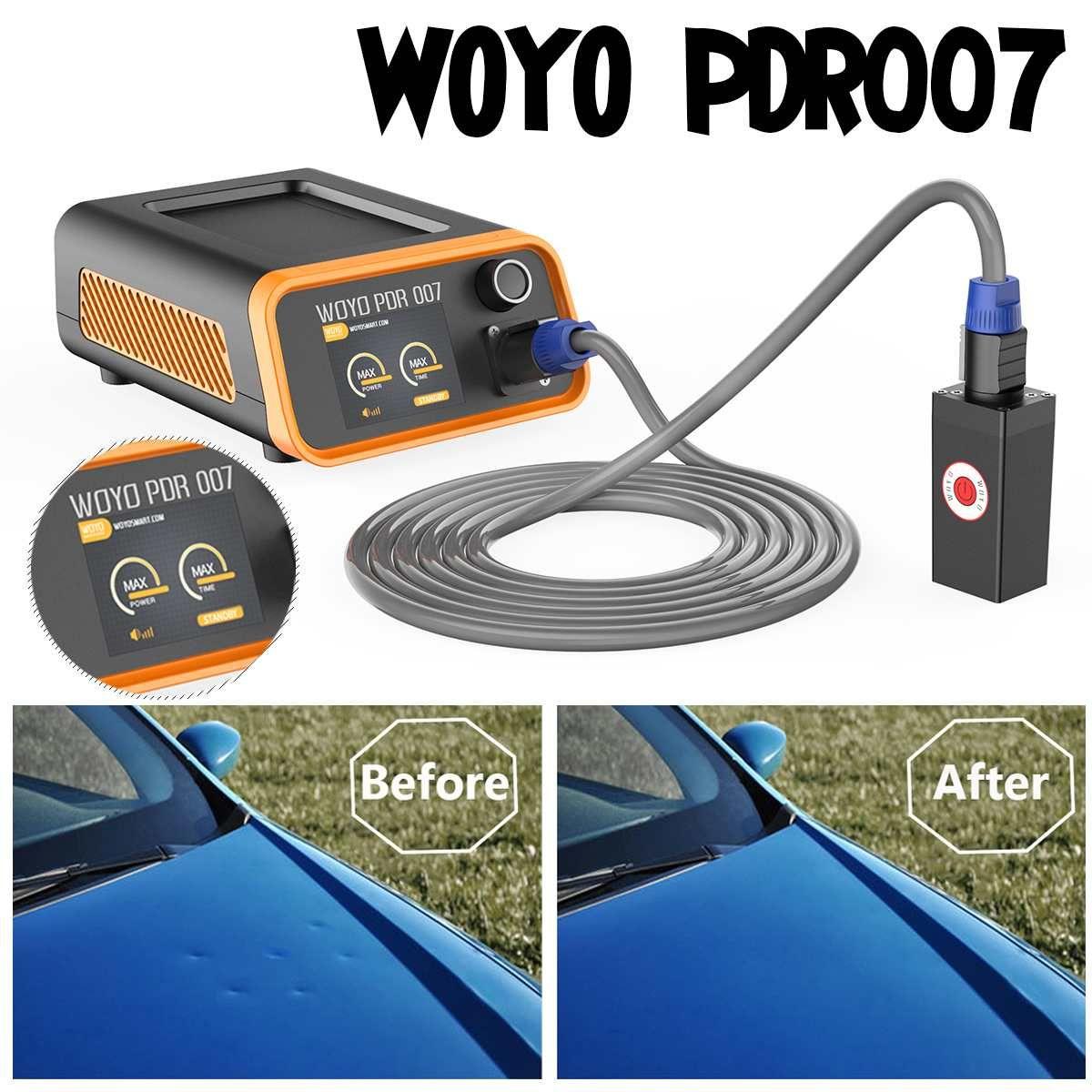 PDR007 PDRs tools Farbe Dent auto körper Reparatur Werkzeug Induktion heizung für entfernen dellen Set garage blatt metall werkzeuge Entfernung kits