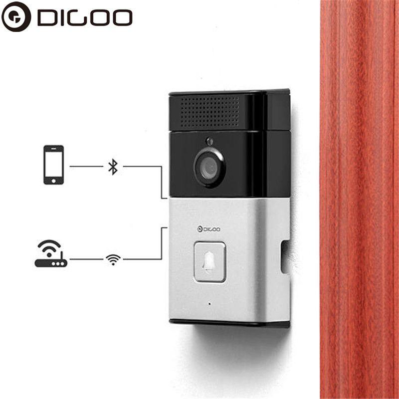 DIGOO SB-XYZ Smart Home Wireless Doorbell Bluetooth WIFI HD Video DoorBell Camera Phone Ring Intelligent Security Camera