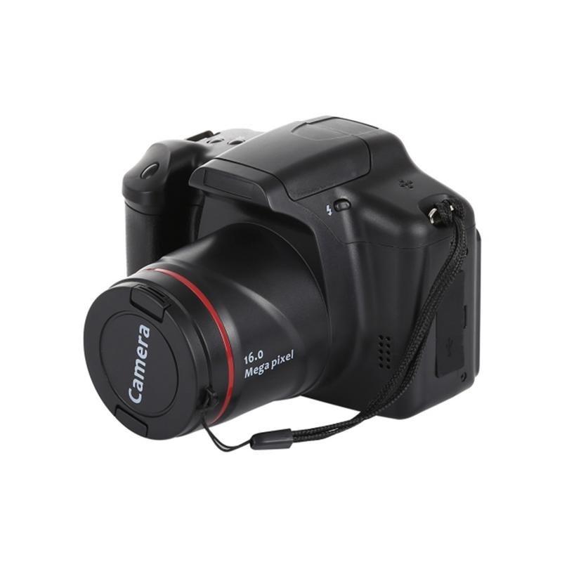 HD SLR Kamera Trockenen Batterie Inländischen Tele Digital Kamera Digitale Feste Linse 16X Zoom AV Interface