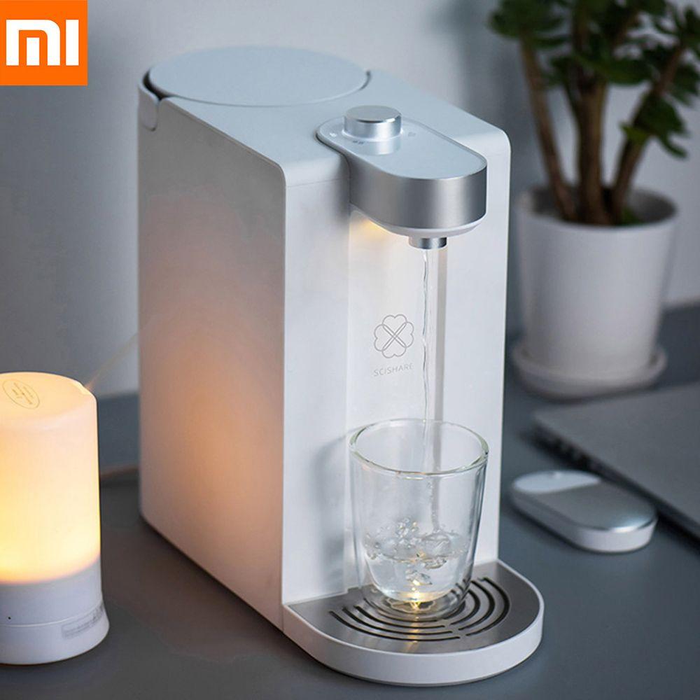 Xiaomi Youpin S2101 1800 ml Smart Instant Heizung Wasser Dispenser Heizung Wasser 3 Sekunden Sofort Große Kapazität Wasser Spender