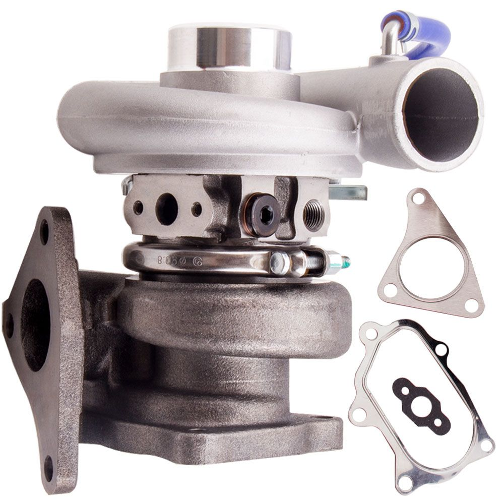 TD05 20G Turbo Ladegerät für SUBARU IMPREZA GC8 GDB EJ20 EJ25 02 03 04 05 06 Turbolader Kompressor 420BHP /TD05H Turbo