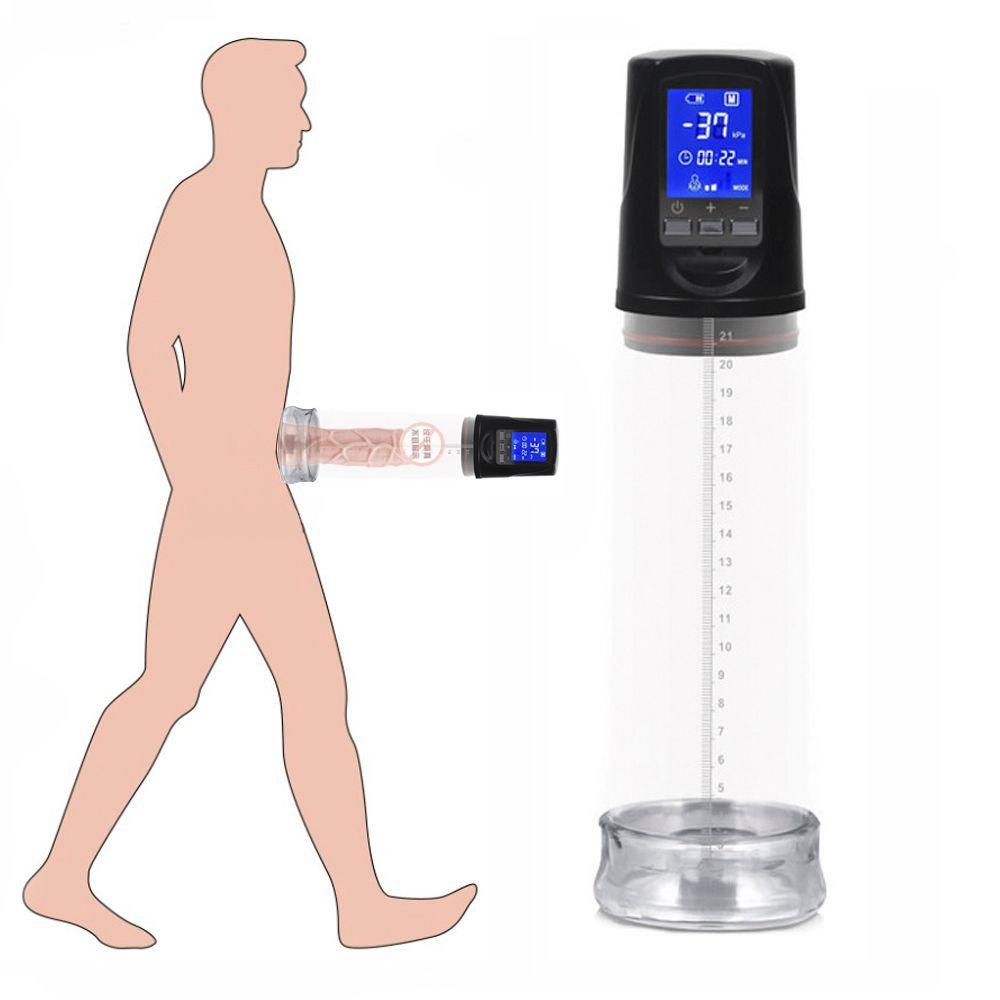 Electric Penis Pump,Strong USB Rechargeable Automatic Penis Enlargement Vacuum Pump,Erection Penis enlarger,Penis Extender