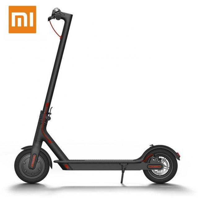 Xiaomi Mijia M365 Smart Elektrische Faltbare Roller Ultraleicht BMS Doppel Bremse System Last 100 kg 2 Räder 30 km laufleistung roller
