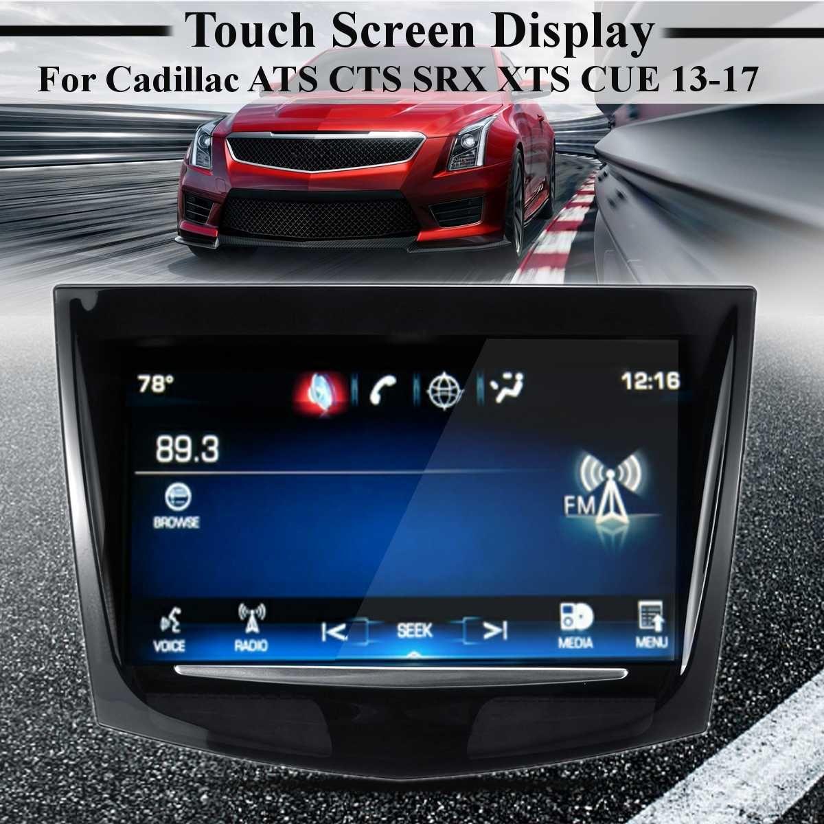 Für Touch Screen Display Für Cadillac Escalade ATS CTS SRX XTS QUEUE 2013-2017 gefühl für touch display digitizer