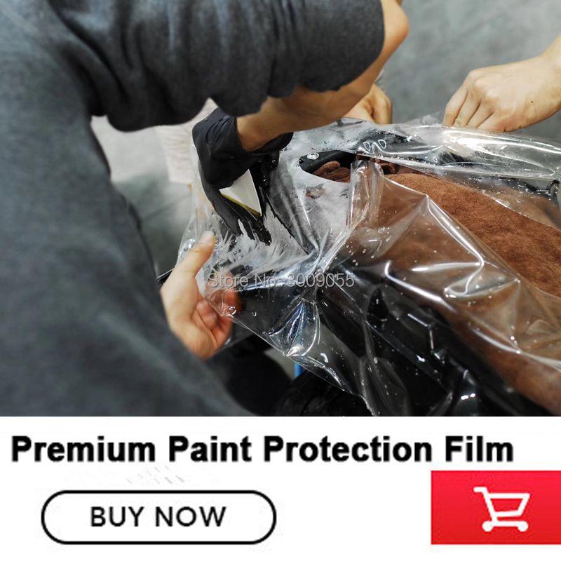 Hohe qualität transparent autolack schutz film super clear film mit 1,52 m * 15 m Self-healing deckschicht