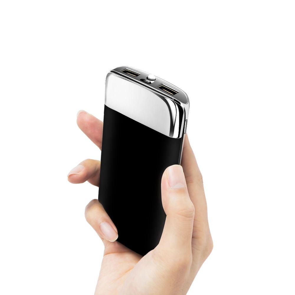 30000mah batterie externe batterie externe appauvrbank 2 USB LED 10000 MAH pour Xiaomi iphone XS batterie externe pour les téléphones samsung