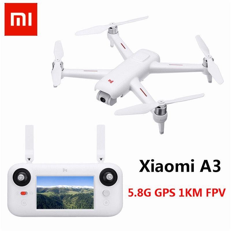 Vorverkauf Xiaomi FIMI A3 5,8g 1 km FPV Mit 2-achsen Gimbal 1080 p Kamera GPS RC Drone quadcopter RTF