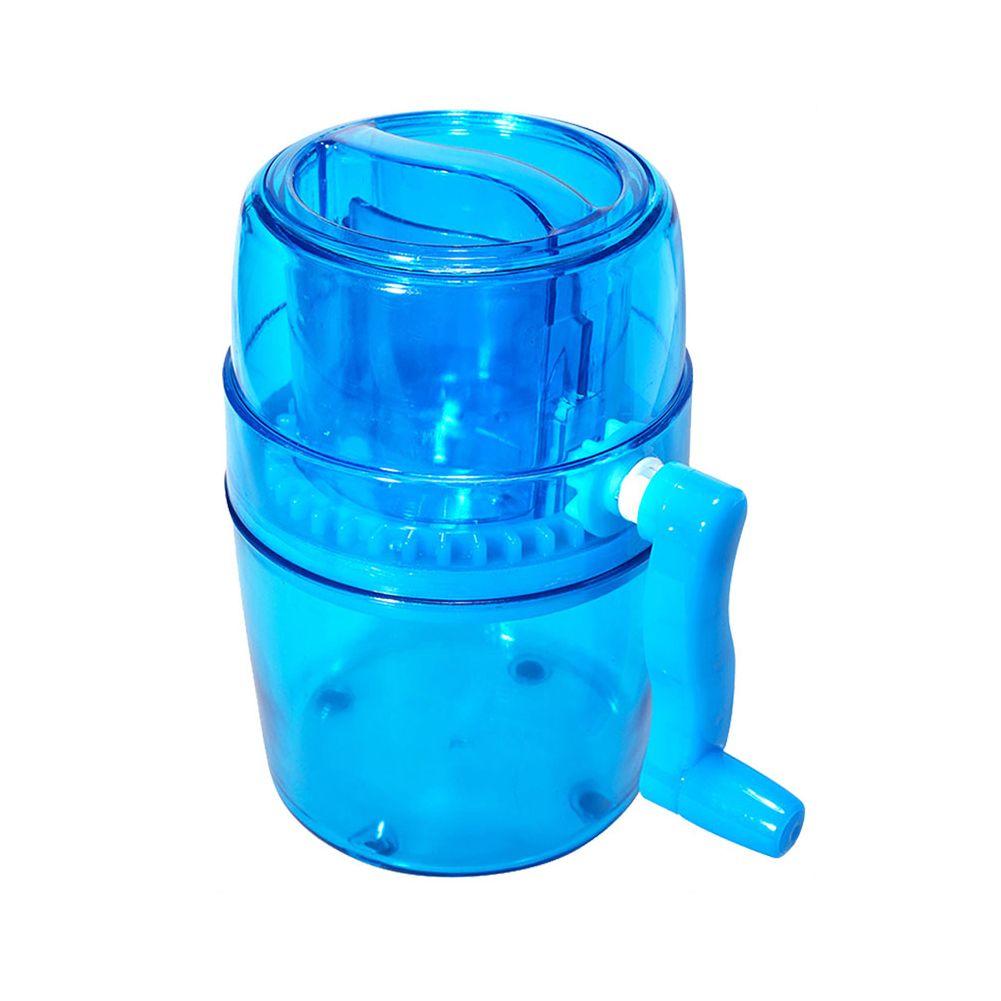 1L Portable manivelle manuel broyeur à glace rasoir enfants déchiquetage neige cône fabricant Machine cuisine