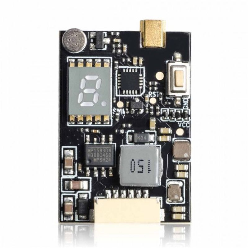 AKK X2-ultimate International 25mW/200mW/600mW/1200mW 5.8GHz 37CH FPV Transmitter with Smart Audio for RC Models Drone Part Accs