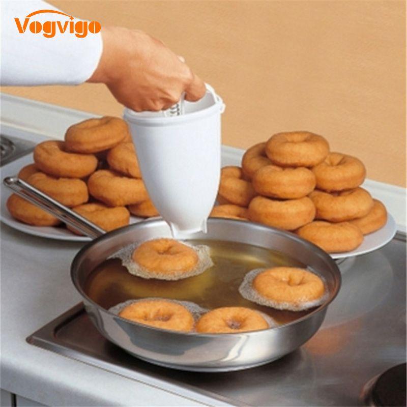 VOGVIGO Donut, Der Werkzeug Diy Donut, Der Artefakt Kreative Backen Werkzeuge Küche Dessert Gadget