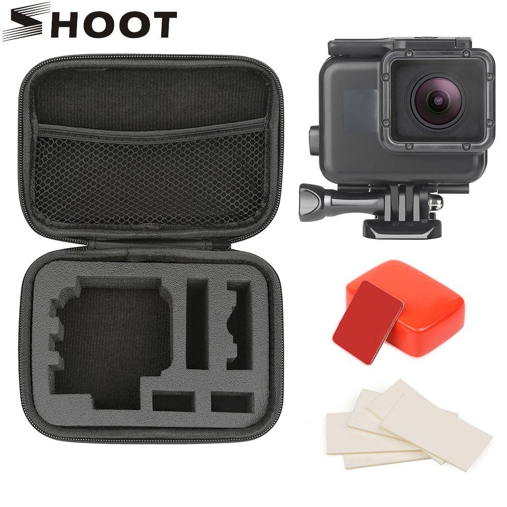 TIRER 40 M Sous-Marine Boîtier Étanche pour GoPro Hero 5 Noir Aller Pro Hero 6 Caméra Plongée Mont Logement pour GoPro Hero 6 accessoire