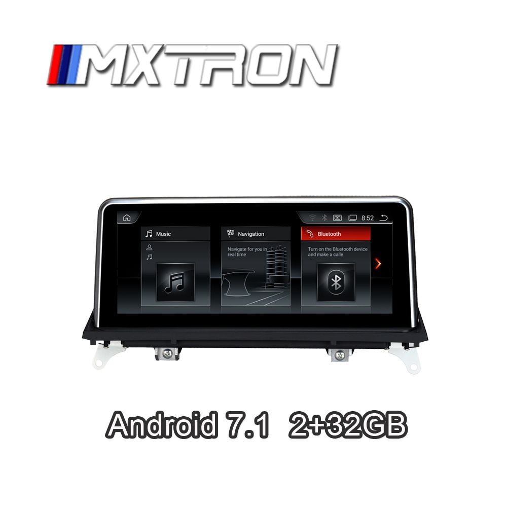 MXTRON For BMW X5 E70 10.25 inch Android Navigation with WiFi Bluetooth