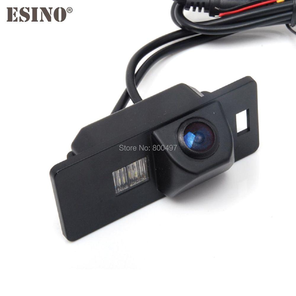 CCD HD Vue Arrière de Voiture Inverse Parking Caméra IP67 Nuit Vision Caméra pour Audi A1 A3 A4 A5 A6 RS4 TT Q5 Q7 Volkswagen Passat R36