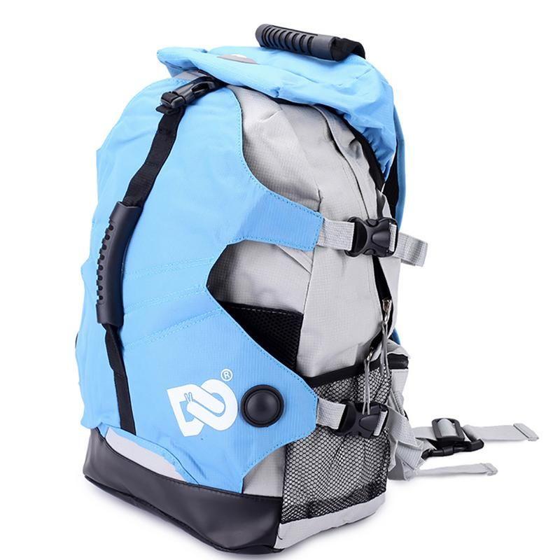 Roller Skates Bag Can Be Put On Ice Skates 20-35L Canvas Bags Backpack For Inline Skate Shoes Cover Skating Bag Case Backpacks