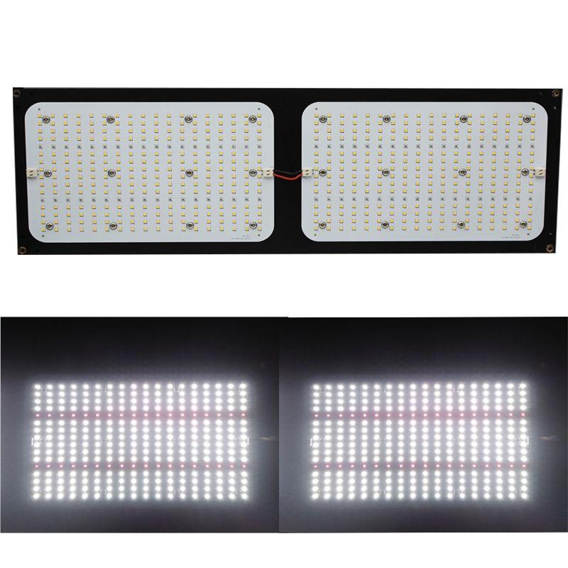 Hohe qualität 120 W 240 W led wachsen licht panel DIY kits für gemüse blüte fruchtbildung Volle spektrum 3000 k 660nm
