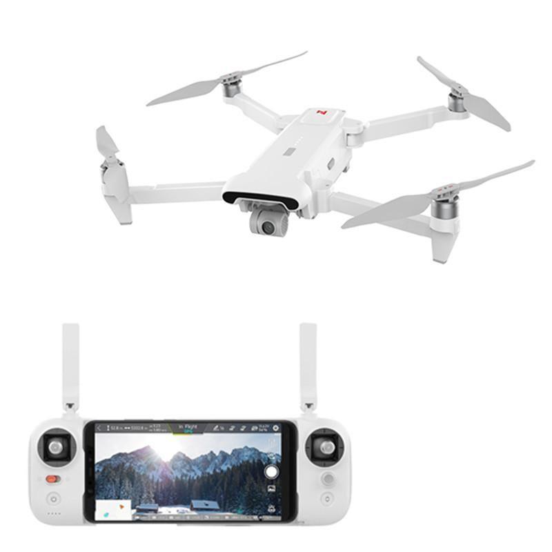 Original Xiaomi FIMI X8 SE 5 KM FPV Mit 3-achsen Gimbal 4 K Kamera GPS 33 minuten Flug zeit RC Drone Quadcopter RTF In Lager