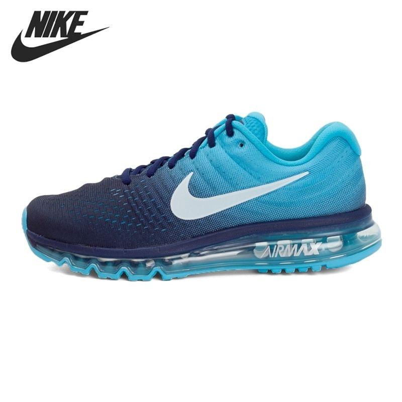 Nike Air Max Volle Palm Air Kissen männer Gepolsterten Atmungs Beiläufige Laufende Schuhe Outdoor Turnschuhe #849559-001 /402/404