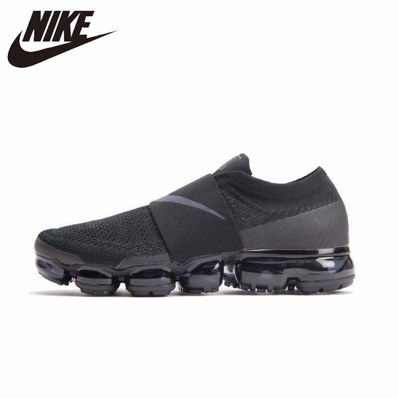 Nike Air Vapormax MOC Neue Ankunft Original Laufschuhe Mesh Atmungsaktiv Bequeme Turnschuhe Für Männer Schuhe # AH3397-004