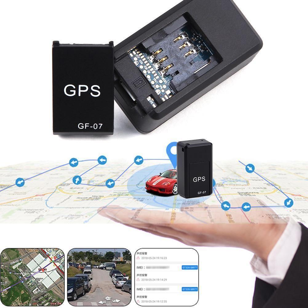 GF07 GSM GPRS Mini Car Magnetic GPS Anti-Lost Recording Tracking Device Locator Tracker rastreador tracker gps