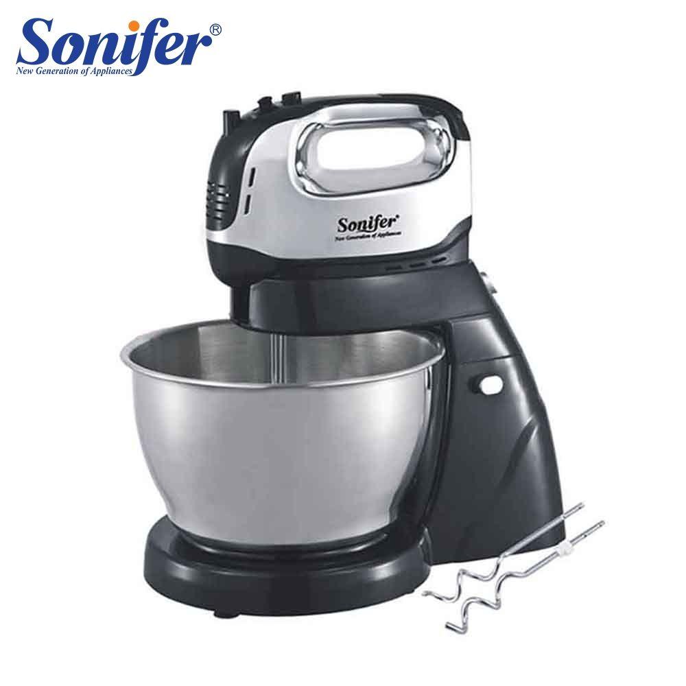 250 W Multifunktions Große größe Tabelle Elektrische Mixer Teig Mixer Egg Beater Lebensmittel Mixer für Küche Sonifer