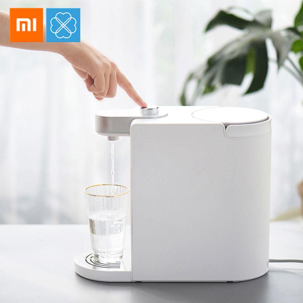 Xiaomi SCISHARE 1.8L Smart Instant Heißer Wasser Dispenser Wasser Temperatur Einstellbar Trinken Brunnen Doppel Heizung S2101