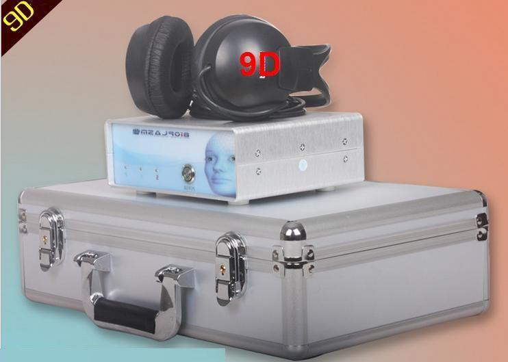 2019 neue Körper Analysator in 9D Analyse System Gerät Version 5.9.8 DHL Kostenloser Versand