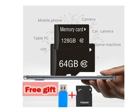 Micro SD Karte 128 GB C10 32 GB 256 GB microsd sd 4 GB 8 GB 16 GB TF karten 32 gb Memory stick 64 gb 128 GB flash karte carte sd