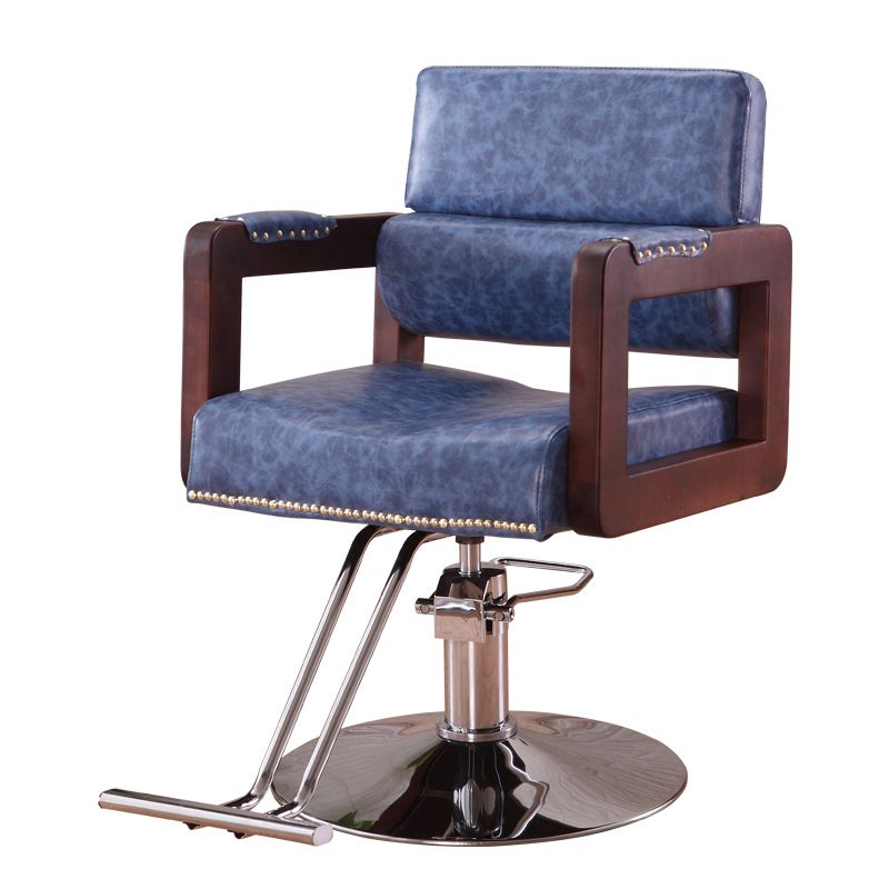 Schönheit Schoonheidssalon Mueble Barbero Make-Up Belleza Sedie De Barbeiro Möbel Silla Barbershop Cadeira Salon Barber Stuhl