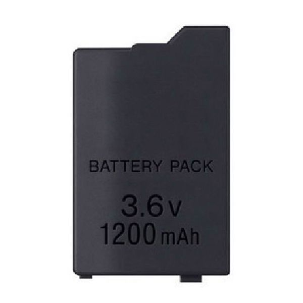 1200mAh 3.6V Lithium Ion Rechargeable Battery Pack Replacement for Sony PSP 2000/3000 PSP-S110 Console