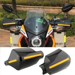 LMoDri Motorcycle Hand Guard Handguard Shield Windproof Motorbike Motocross Universal Protector Modification Protective Gear