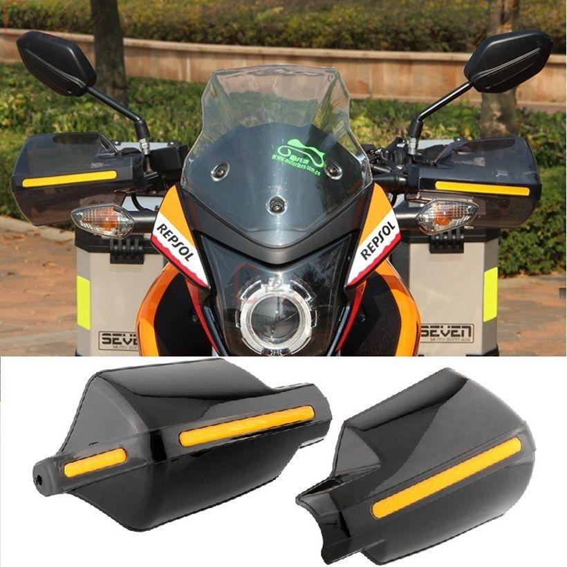 LMoDri garde de main de moto garde de main bouclier coupe-vent moto Motocross protecteur universel Modification équipement de protection