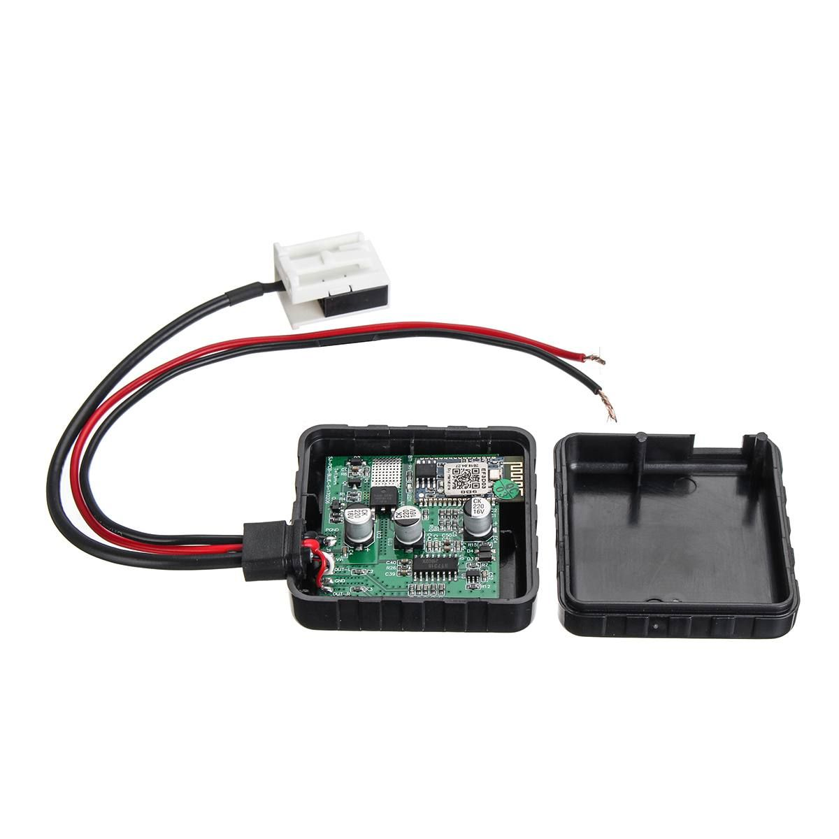 12 v Bluetooth Radio Stereo AUX In Adapter Empfänger Filter Für BMW E60 E63 E64 für MINI COOPER