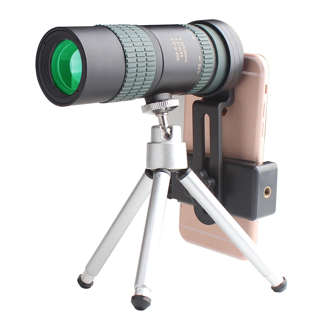 Télescopio monoculaire Original binoculares Zoom monoculaire télescopio de alta calidad monoculaire télescopio