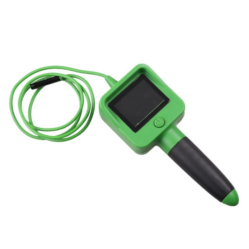 Endoscope Camera with 2.4 Inch LCD Screen 1.2m Gooseneck Cable Handheld Inspection Borescope Camera