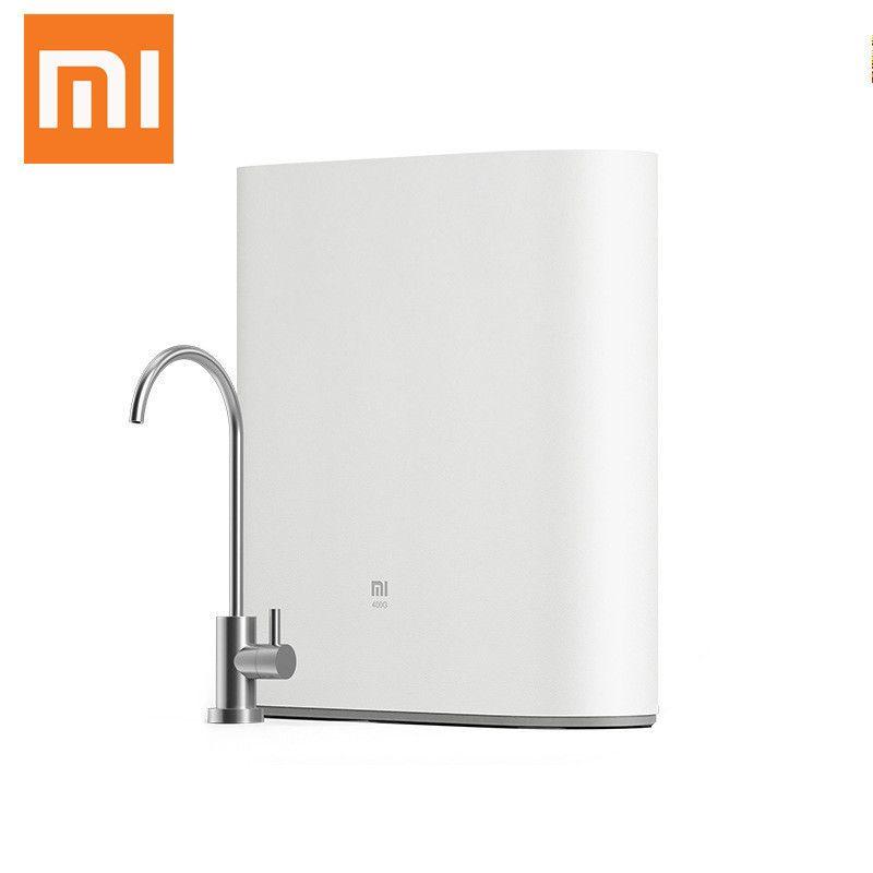 Xiaomi Original Mijia Wasserfilter 220 v 72 watt Home Küche Direkten Trinken Maschine Küche Typ Aktivkohle RO Membran