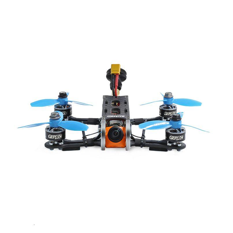 GEPRC-CX Cygnet3 Pro 145mm Radstand FPV Racing Drone PNP BNF w/Stabile F4 1507 Motor Runcam Split Mini 2 1080 P Kamera