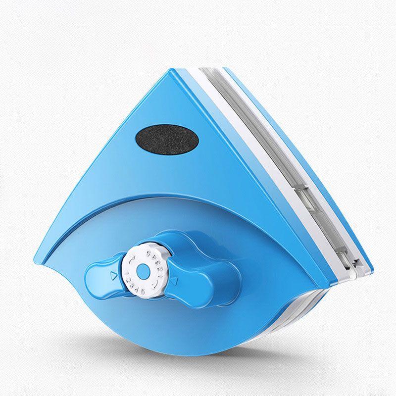 Nouveau Double face magnétique vitre nettoyant aimants brosse accueil assistant essuie-glace Surface nettoyage outils 3-8mm/5-12mm/14-24mm A