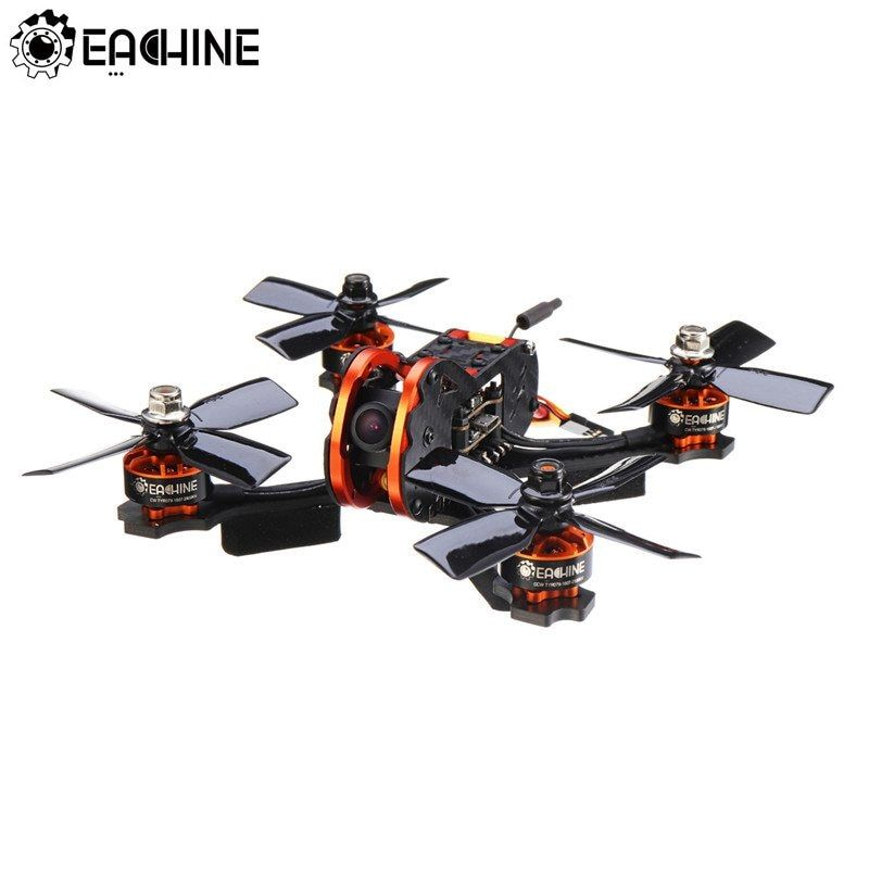 New Eachine Tyro79 140mm 3 Inch DIY Version For FPV Racing Frame RC Drone Quadcopter F4 OSD 20A BLHeli_S 40CH 200mW 700TVL