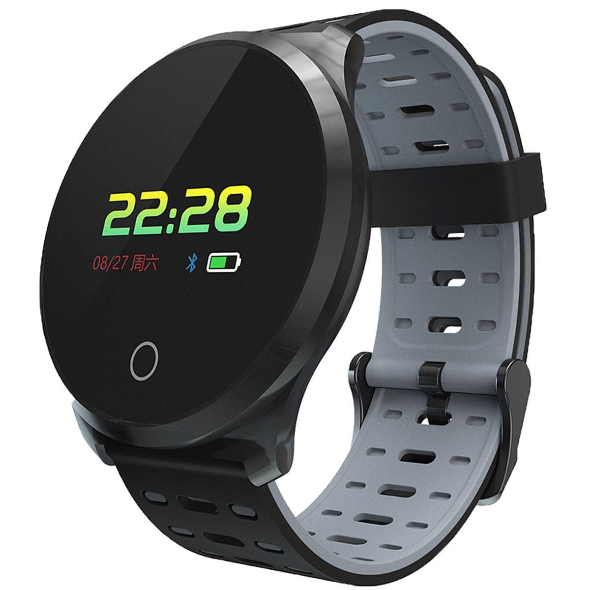 L5 PLUS Smart Uhr Blutdruck Sauerstoff Fitness Tracker Männer Frauen Wasserdichte Kamera Fern Sport Modus für iOS Android