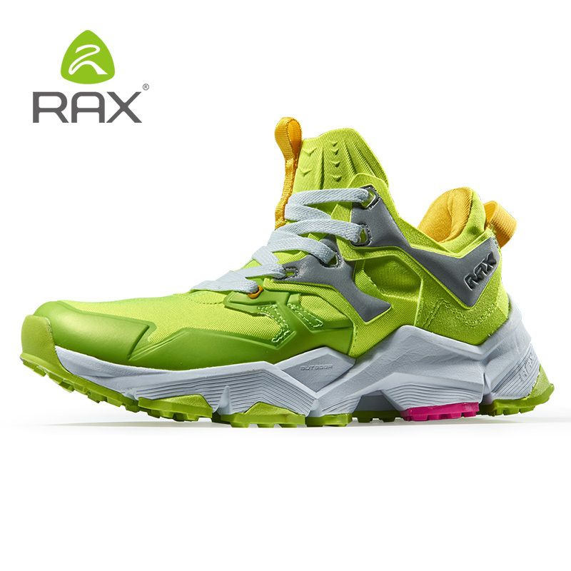 Rax Outdoor Running Shoes Men Lightweight Outdoor Sneakers for women Sports Shoes Breathable Gym Running Shoes Men Trekking Shoe