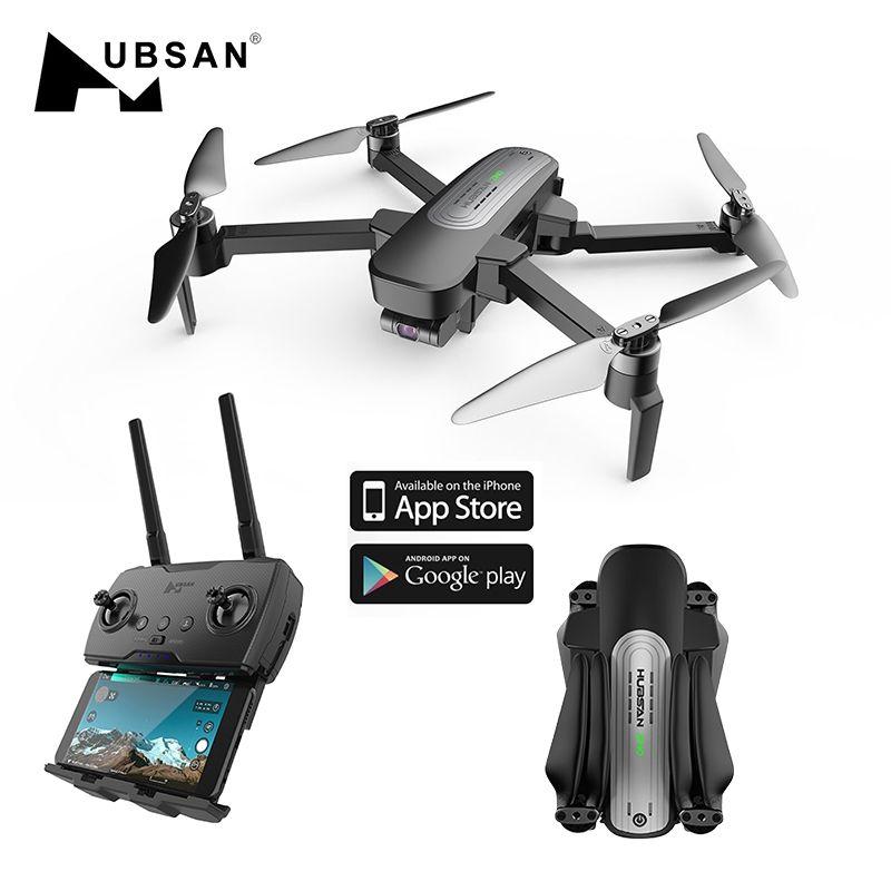 Hubsan H117S Zino GPS 5,8G 1KM Faltbare Arm FPV mit 4K UHD Kamera Angepasst RC Drone Quadcopter RTF High Speed Racing FPV