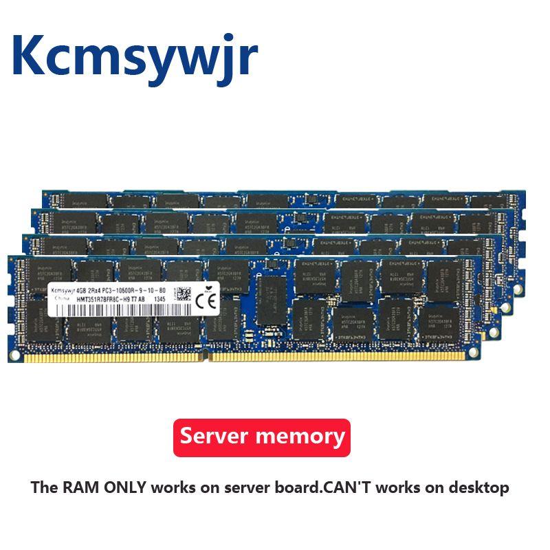 Server RAM DDR3 4GB 8GB 16GB 32GB 4G 8G 16G DDR3 2RX4 PC3-10600R 12800R 14900R ECC REG 1600Mhz 1866Mhz 1333Mhz memory RAM 1600