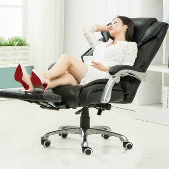 Ergonomic Executive Office Chair Swivel Computer Lift Chair Recliner Adjustable bureaustoel ergonomisch sedie ufficio