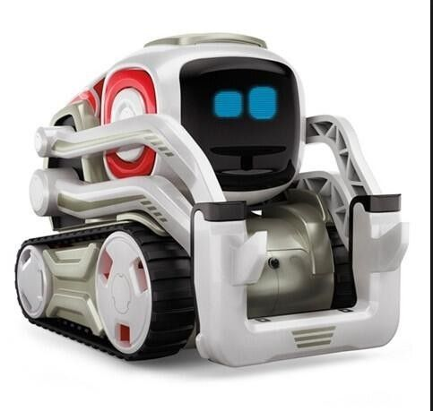 Robot Cozmo Artificial Intelligence Voice Family Interaction Early Education Children Smart Toys